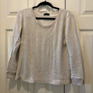 Shimmery gold cotton shirt